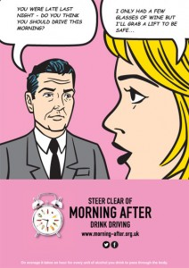 About the campaign | The Morning After | When will you be ...