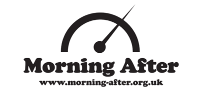 The Morning After | When will you be safe to drive? Logo